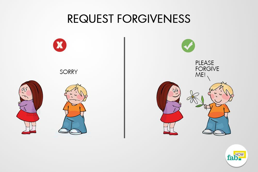 Prima lectie despre iertare